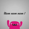 Free – Wallpaper / Mr. Nom Nom Nom
